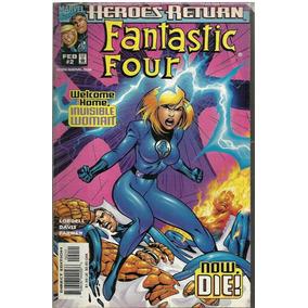 Fantastic Four - Heroes Return 02 - Bonellihq Cx419 H18