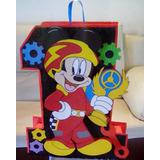 Piñata Aventuras En Ruedas Venezuela Mickey Sobre Mercado Libre 8n0Nmw