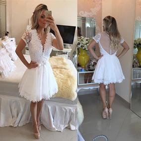 Vestido 2 Em 1 Noiva Festa Casamento Plus Size Evangélica