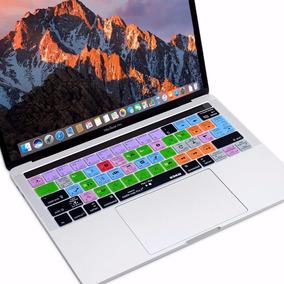 Capa Silicone Protetor Teclado Touch Bar Apple Logic Pro