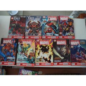 Lote De 15 Gibis Marvel/quadrinhos