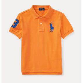 Camisa Infantil Polo Ralph Lauren Original  promoção +brinde e5f59fb7305