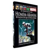 Livro Marvel O Espetacular Homem-aranha Revelações E Até Que