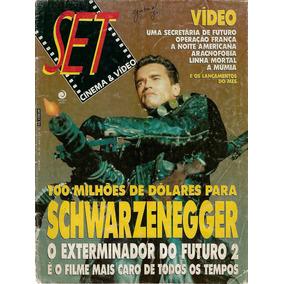 Revista Set Cinema & Vídeo Ed. 50 Nº 8 Em Pdf Frete Grátis