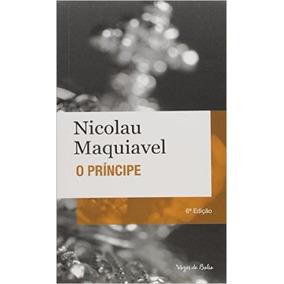 O Principe Livro Nicolau Maquiavel