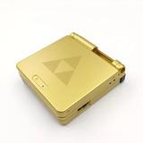 Carcasa Completa Edicion Zelda Gba Sp Gameboy Envio Gratis