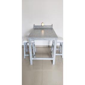 Mesa De Comedor Estilo Vintage