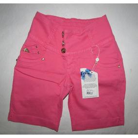 Bermuda Edex Jeans Tamanho 40 E Frete Grátis