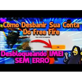 Desbanir Free Fire