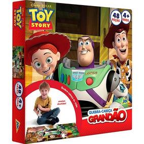 Quebra-cabeça Grandão Toy Story 48 Peças - Jak