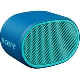 Bocina Sony Extra Bass Srs-xb01 Bluetooth Azul Chica