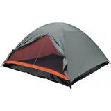 Barraca Camping Dome 4 Premium Impermeável 4 Pessoas Belfix