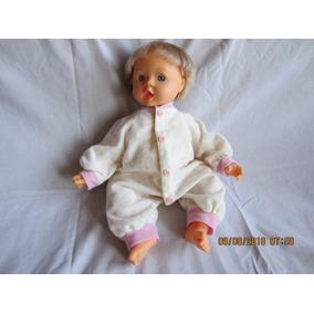 Muñeca Bebe De Excelente Calidad 40cm Reproduce Ocho Sonidos