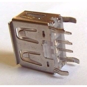 3 X Conector Usb Original Painel Pioneer Deh Modelos 10mm