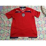 Camiseta Seleccion Inglaterra Original Umbro - Camisetas de Fútbol ... d65795a1d2f20