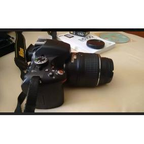 Camera Profissional Nikon