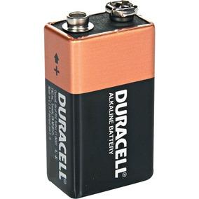 Bateria Pilha 9v Duracell Original (1 Un) - Envio Imediato