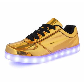 Tenis Led-luminosos Nuevos Modelos Unisex