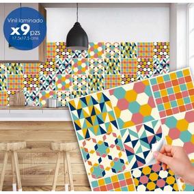 0dca162ab Azulejos Adhesivos Decorativos Vinil Laminado Alto Desempeño