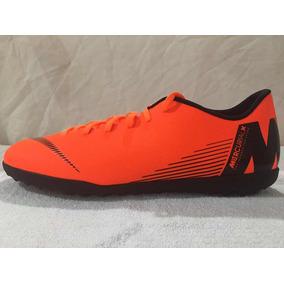 4bf7b723351c3 Tenis Nike Vaporx 12 Club Tf Fútbol Nuevos No 9 Mx
