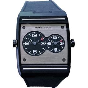 b756e41aa2d Relógio Momo Design Italiano - Relógios De Pulso no Mercado Livre Brasil
