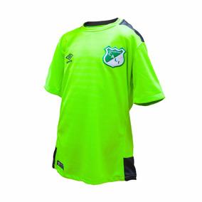 Camiseta Niño Umbro Deportivo Cali 2nd Away