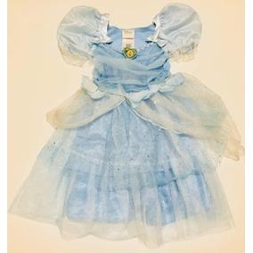Vestido Cenicienta Disney - Disfraces para Infantiles Niñas La ... 5f01b02894fe