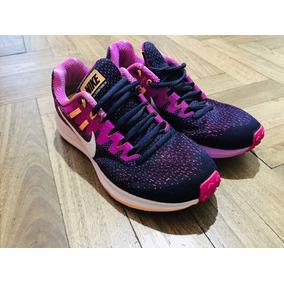 Zapatillas Nike Air Zoom Structure 20 Mujer - Zapatillas en Mercado ... 812b50a0d