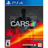 Project Cars + Uncharted 4 Ps4 Entrega Gratis Gcpd