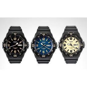 c66cc793a78b Reloj Casio Mrw 200h 1b - Relojes Pulsera en Mercado Libre Chile