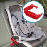 Trava Cinto Bebê Conforto Segurança Clip T Original Grampo