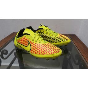 Magista - Tacos y Tenis Césped natural Nike Amarillo de Fútbol en ... 7d316c185be4c