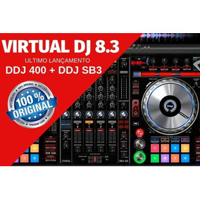 Virtual Dj 8.3 Pro Para Ddj Sx2 + Todas As Controladoras