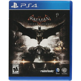 Batman Arkham Knight / Juego Físico / Ps4