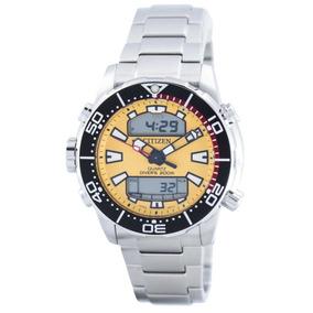 8454dd18066 Relógio Citizen Aqualand Promaster Jp1090 86e E Jp1090 86x ...