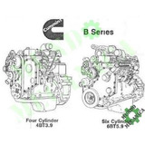 Manual Reparacion Motor Cummins 6bt 4bt Serie B*