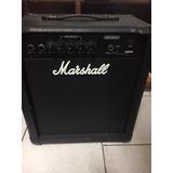 Amplificador Bajo Marshall B25 Mk2 Excelente