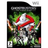 Ghost Busters Nintendo Wii