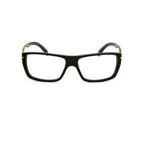 86487ed835512 Armacao Oculos Acetato Hb - Óculos no Mercado Livre Brasil