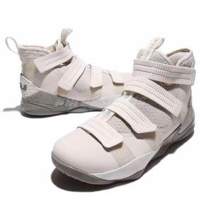 3ba1339ebfe Lebron James Soldier 9 - Tenis Básquetbol Hombres Nike en Mercado ...