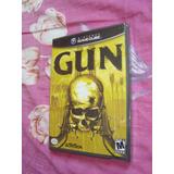 Gun Para Gamecube De Nintendo. Nuevo, Sellado Y Original®.