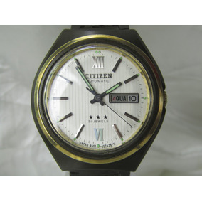 a570a80ea3f Relogios Citizen 3 Chaves - Relógios no Mercado Livre Brasil