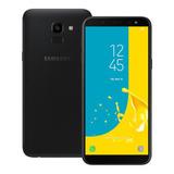 Samsung Galaxy J6 J600g/l Ds 32gb Negro/oro/violeta Fábrica