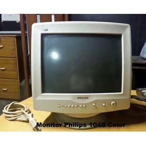 Monitor Culon A Color Philips Operativo 14 Pulgadas