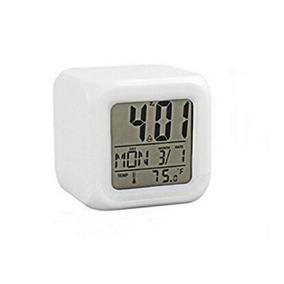 f1d7009e8ca Relogio Cubo Led Digital - Relógios no Mercado Livre Brasil
