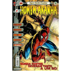 Kit Hqs Marvel Premium Homem-aranha - 2ª Série (17 Edições)