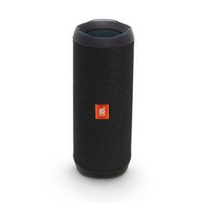 Caixa De Som Portátil Jbl Flip 4 Conexão Bluetooth À Prova