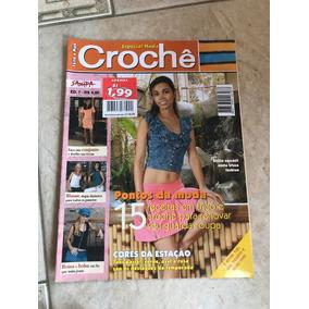 Revista Feito A Mão Especial Moda Crochê 15 Receitas Tricô