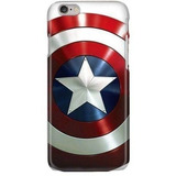 Protector Funda Case Galaxy iPhone Capitan America Escudo