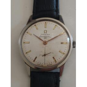 e336c4190a1 Relogio Omega Seamaster 30 A Corda - Relógios no Mercado Livre Brasil